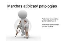 patologias + marcha