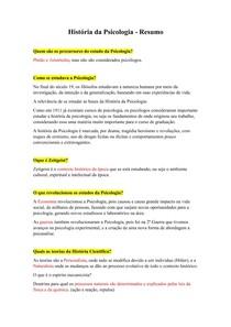 HISTORIA DA PSICOLOGIA I - MUELLER, FERNAND LUCIEN ...