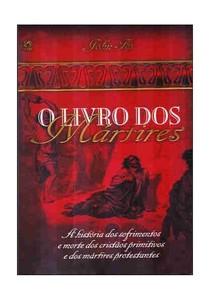 A HISTÓRIA DOS MARTIRES