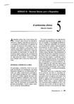 Livro   Psicodiagnóstico V   Cap. 05   A entrevista clínica