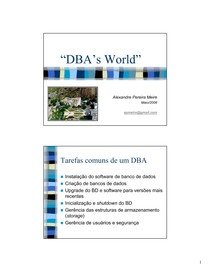 DBAs World