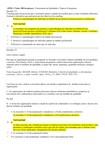 APOL 1 Gabarito Ferramentas de Qualidade e Topicos Emergentes