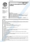 NBR 12207   1992   Projeto de Interceptores de Esgoto Sanitá