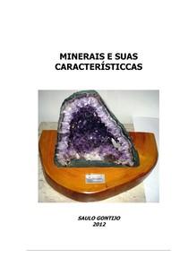 Ficha de Minerais