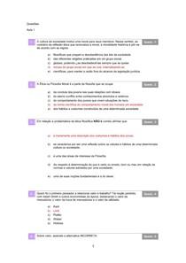 AVs 2015 Ética e Responsabilidade Social (29 páginas) - (EAD - ESTÁCIO)