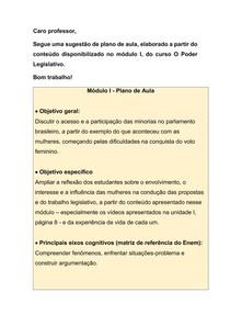 MODELO PLANO DE AULA 2