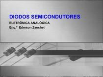 Aula 02 - Diodos Semicondutores