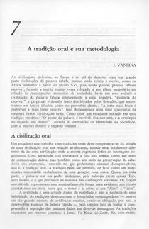 A-tradicao-oral-e-sua-metodologia