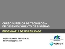 Aula 4_Usabilidade_Estacio Ceara