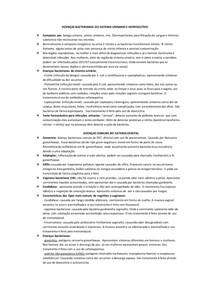 DOENÇAS BACTERIANA DO SISTEMA URINARIO E REPRODUTIVO