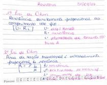 Resistores - física