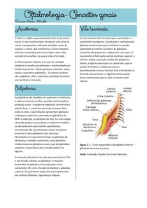 Oftalmologia- conceitos gerais revalida