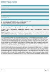 CCJ0008-WL-PA-30-Sociologia Jurídica e Judiciária-Antigo-34110