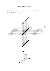 Treinando representação espacial