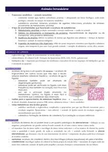 Acúmulos Intracelulares