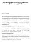Código Brasileiro de Autorregulamentação Publicitária