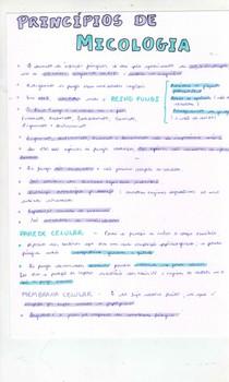 Princípios de micologia