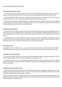 INTERPRETAÇÃO ISOLADA DOS QUOCIENTES_ EXERCICIO 3