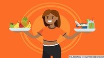 Types of Diet (Reading Comprehension)