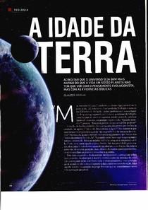 A idade da Terra   Glauber Araújo