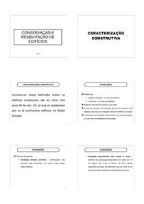 CRE   aula 4   caracterização construtiva parte 1