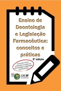 livro 3 ensino de deontologia e lesgislação farmaceutica