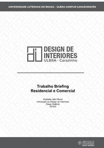 Briefing Pronto Introducao