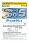 ENADE 2005 - Prova Matemática