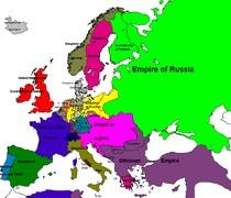 Europa 1861