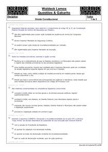 WL-Questões-04-Direito Constitucional-033-PCI