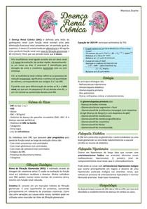 DOENÇA RENAL CRÔNICA (DRC)