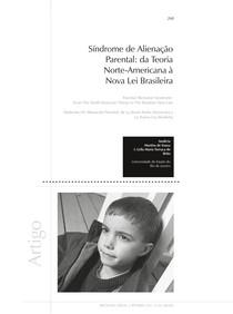 Alienação parental - Leila Torraca Brito