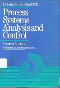 Coughanowr 2ª Ed - Process Systems Analysis And Control - Cont
