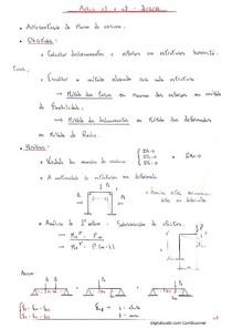 Teoria das Estruturas 2 - Notas de Aula