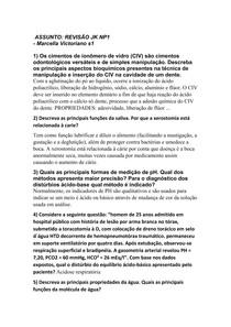 bioquímica revisão jk np1