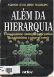 Livro Além da Hierarquia