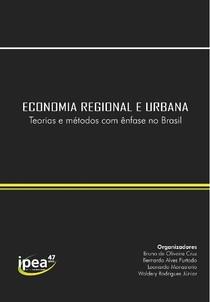 Economia Regional e Urbana aplicada ao Brasil_IPEA