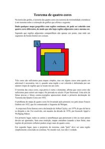Teorema de quatro cores