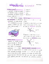 Geofísica - Método Sísmico
