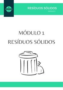 MODULO 1 RESIDUOS SOLIDOS