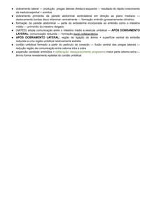 DOBRAMENTO DO EMBRIÃO NO PLANO HORIZONTAL