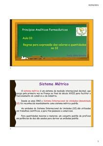 Aula 03 Principios Analiticos Farmaceuticos_Katia