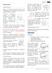 Semiologia Ortopédica- Coluna