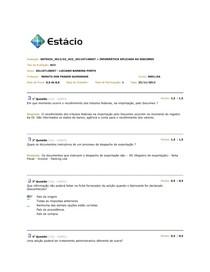 GST0424_AV2_201107148057 » INFORMÁTICA APLICADA AO SISCOMEX