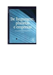 Relação lógica entre as orações - Texto - Linguagem  planeta e empresas