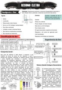Resumo Eletroterapia - para fisioterapia
