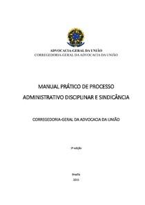 Manual Pratico De Processo Administrativo Disciplinar E