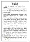 A História da Saúde Coletiva no Brasil