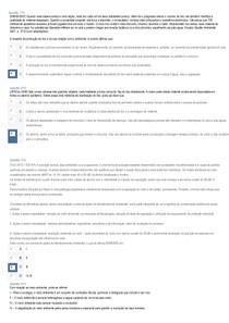 APOL 2 Ciencias do Ambiente e Sustentabilidade   Nota100