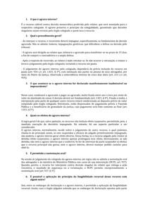 6. PERGUNTAS   AGRAVO INTERNO   TD